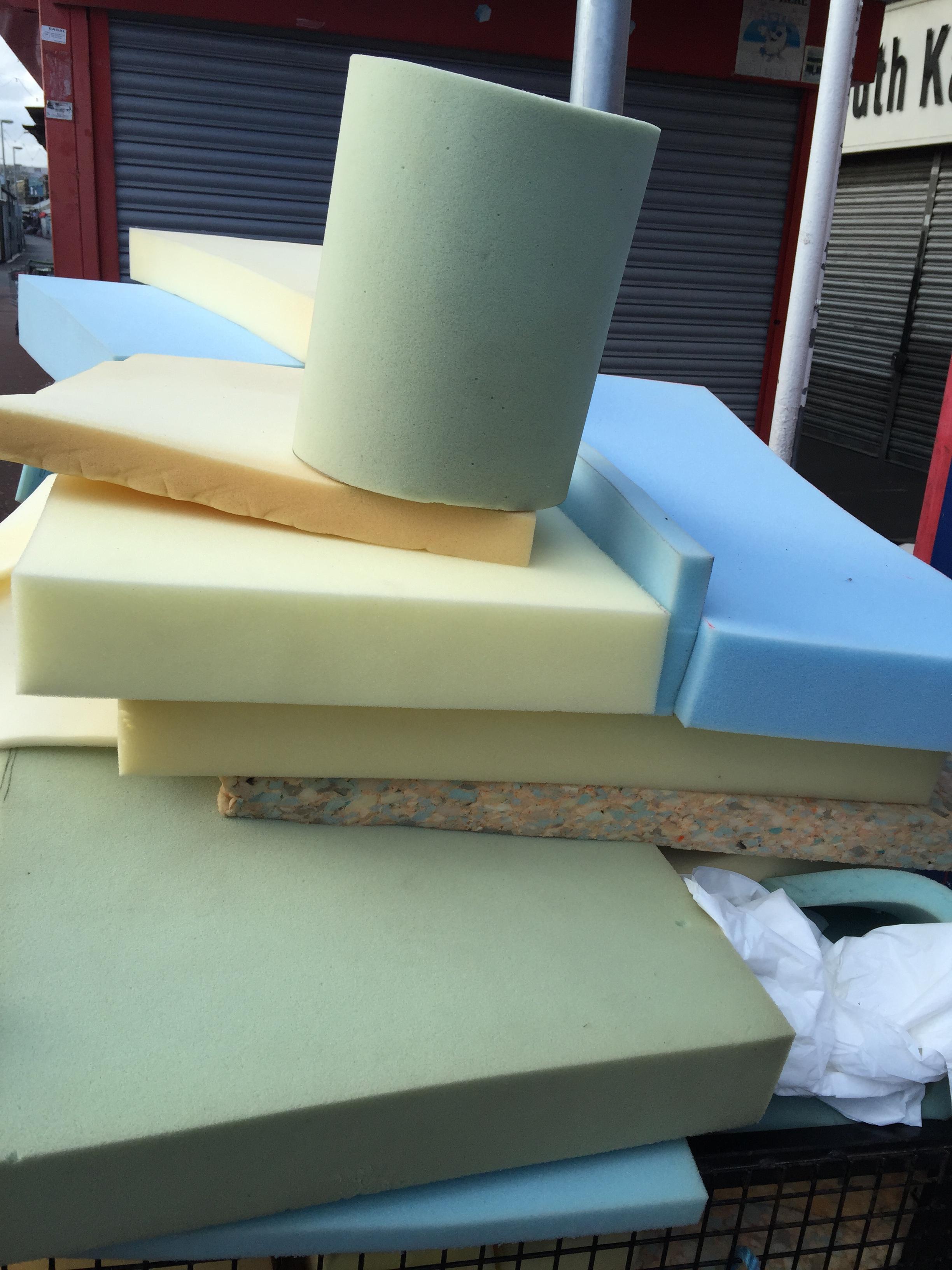 Polyurethane Foam Sheets Cut To Size